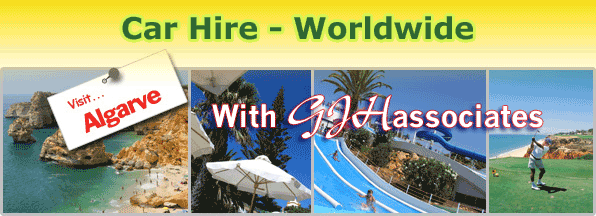 GJH  Car Hire Worldwide